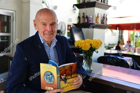 Editorial picture of Richard Peck 'The Mouse with the Question Mark Tail' book signing, Florida, America - 06 Oct 2013