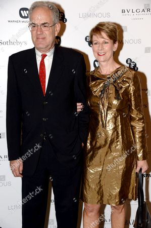 Editorial photo of Luminous - BFI Gala dinner and Auction, London, Britain - 08 Oct 2013