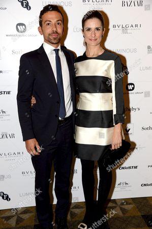 Stock Picture of Nicola Giuggioli and Livia Giuggioli