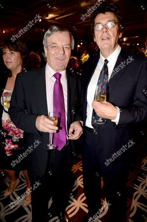 Tony Blackburn and Mike Reid