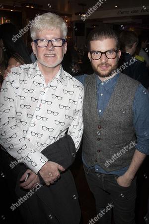 Richard Mawbey and Jamie Lloyd