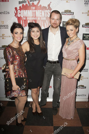 Editorial picture of 'The Commitments' musical press night after party, London, Britain - 08 Oct 2013