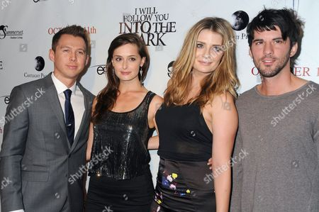 Editorial image of 'I Will Follow You Into the Dark' film premiere, Los Angeles, America - 08 Oct 2013