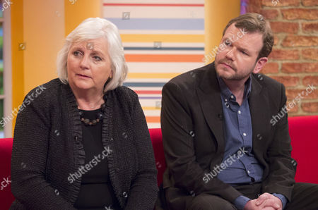 Stock Image of Juliet Lyon and James O'Brien