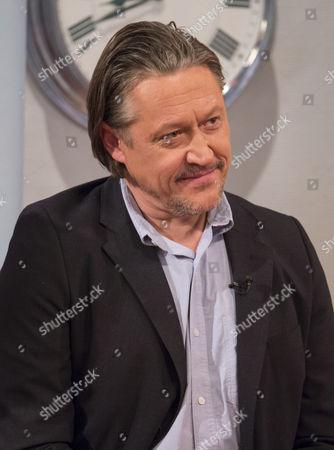 Stock Picture of Robert Crampton