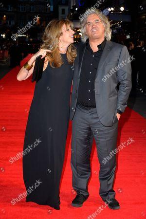 Joanna Greengrass and Paul Greengrass