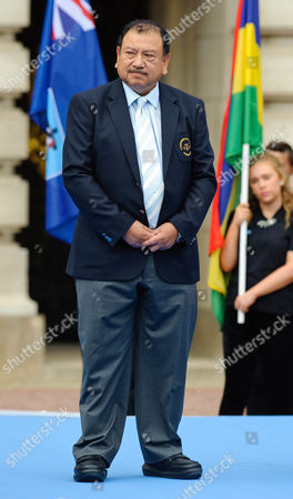 President of the Commonwealth Games Federation Prince Imran