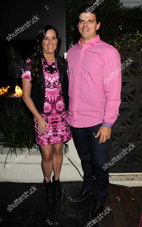 Editorial photo of Life & Style's Hollywood in Bright Pink event, Los Angeles, America - 09 Oct 2013