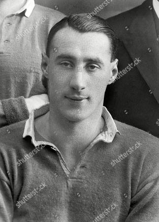 Football - 1928 English League v Scottish League at Villa Park 07/11/1928 James Barbour 'Mutt' McAlpine (Queens Park)