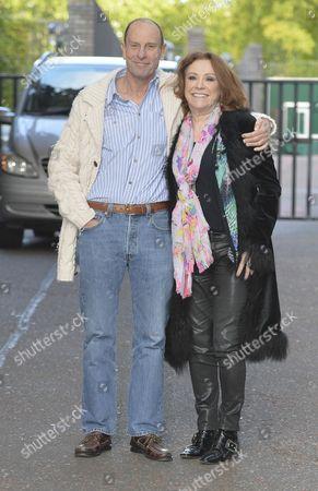Philip Martin Brown and Melanie Hill