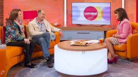 Editorial photo of 'Lorraine Live' TV Programme, London, Britain - 10 Oct 2013