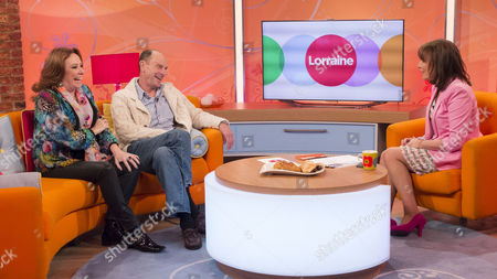 Editorial picture of 'Lorraine Live' TV Programme, London, Britain - 10 Oct 2013