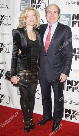 Deborah Dauman and Philippe Dauman