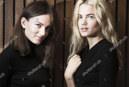 Say Lou Lou - Miranda Kilbey and Elektra Kilbey