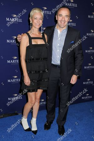 Stock Picture of Angie Hill, Philippe Guettat