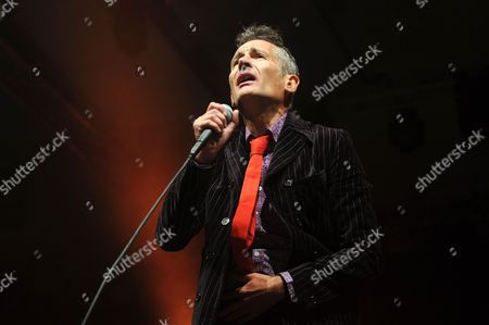 Editorial picture of Didier Wampas performing at the Nancy Jazz Pulsations 2013, France - 10 Oct 2013