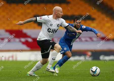 Editorial image of Sky Bet League 1 2013/14, Port Vale v Peterborough United, Vale Park, Stoke, Britain - 12 Oct 2013