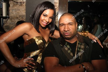 Editorial photo of Ashanti birthday party, New York, America - 11 Oct 2013