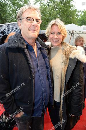 Robert Fox and Fiona Golfar