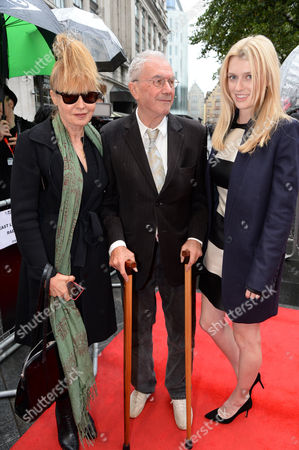 Lyndall Hobbs, Michael White and Gracie Otto