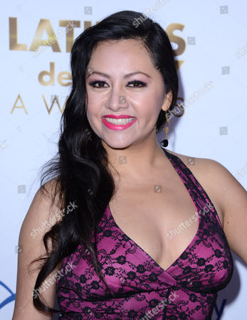 Editorial picture of Latinos de Hoy Awards at the Los Angeles, America - 12 Oct 2013