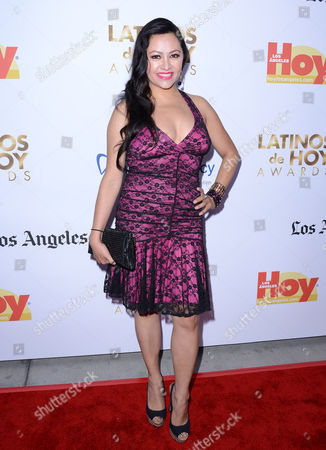 Editorial image of Latinos de Hoy Awards at the Los Angeles, America - 12 Oct 2013