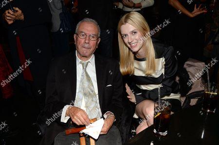 Michael White and Gracie Otto