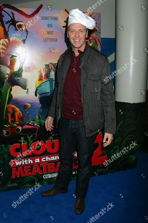 Editorial image of 'Cloudy with a Chance of Meatballs 2' film screening, London, Britain - 12 Oct 2013
