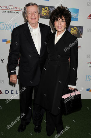 Stock Image of Robert A. Daly and Carole Bayer Sager