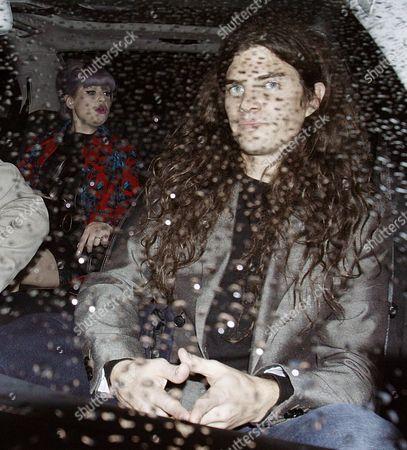 Kelly Osbourne and Matthew Mosshart