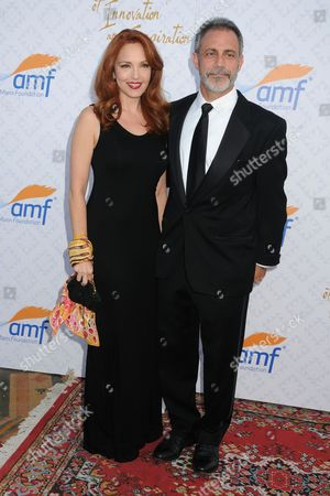 Editorial image of 10th Annual Alfred Mann Foundation Gala, Los Angeles, America - 13 Oct 2013
