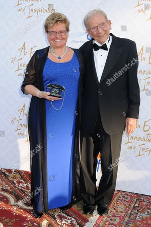 Editorial picture of 10th Annual Alfred Mann Foundation Gala, Los Angeles, America - 13 Oct 2013