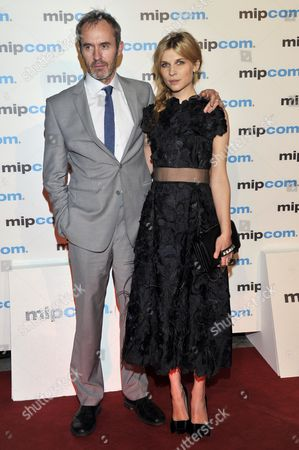 Stephen Dillane and Clemence Poesy