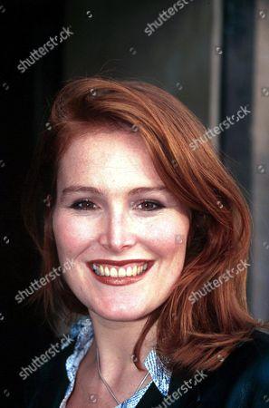 Stock Image of SHAUNA LOWRY 2000