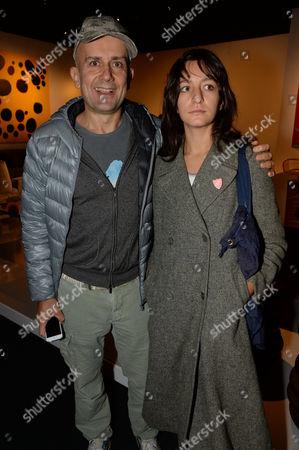 Marc Quinn and Georgia Byng