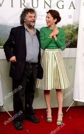 Stephen Poliakoff and Anna Friel