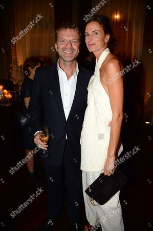 Matthew Donaldson and Claudia Donaldson
