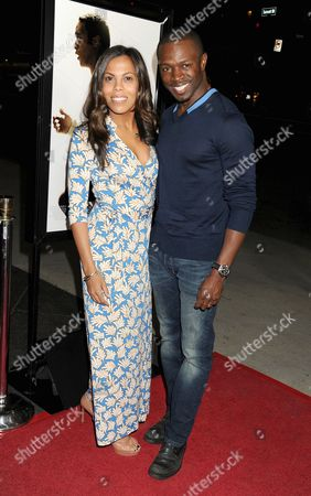 Sean Patrick Thomas and Aonika Laurent