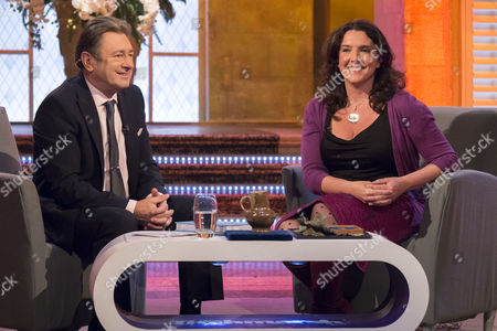 Alan Titchmarsh and Bettany Hughes