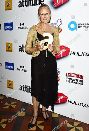 Editorial picture of Attitude Magazine Awards, London, Britain - 15 Oct 2013