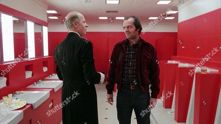 Philip Stone, Jack Nicholson