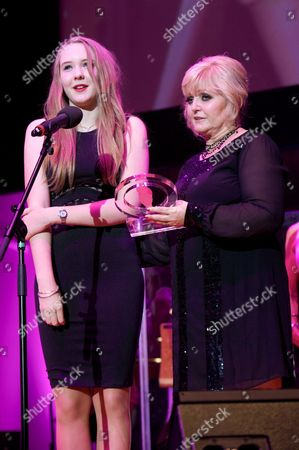 Editorial picture of The Inspiration Awards For Women, Cadogan Hall, London, Britain - 02 Oct 2013