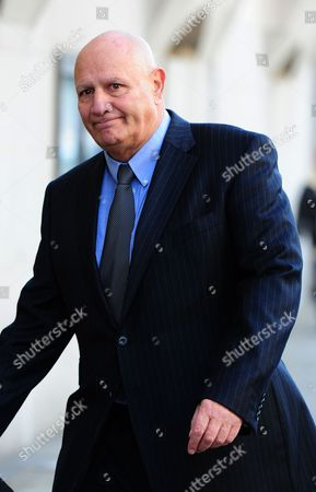 Eddie Shah Arrives At Court At The Old Bailey London For The Charges Brought Against Him For Child Abuse. Shah 68 Is A Former Newspaper Proprietor. London  UK  04/10/2012 London 2012.
