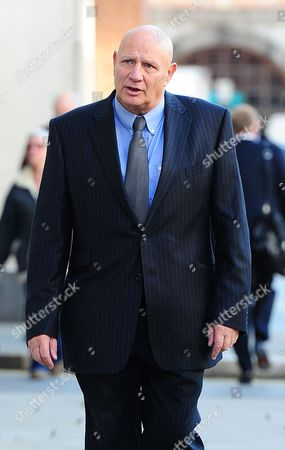 Eddie Shah Arrives At Court At The Old Bailey London For The Charges Brought Against Him For Child Abuse. Shah 68 Is A Former Newspaper Proprietor London  UK  04/10/2012.