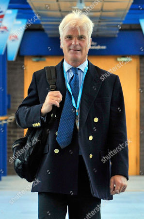 Conservative Party Conference At The Birmingham International Conference Centre. Conservative Whip Desmond Swayne Mp.