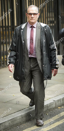 Stock Image of Pc Alex Macfarlane At Southwark Crown Court Today 15th October 2012. Start Of Trial. He Is Acused Of Racially Abusing Mauro Demetrio.