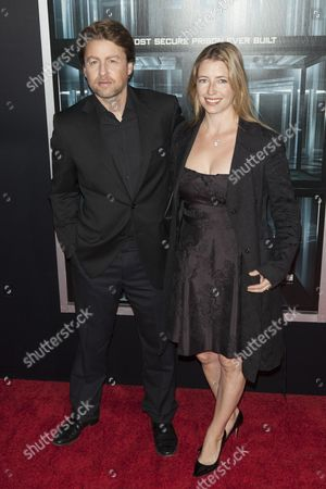 Stock Picture of Mikael Hafstrom and Kelly Hafstrom