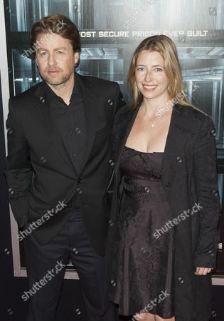 Stock Image of Mikael Hafstrom and Kelly Hafstrom