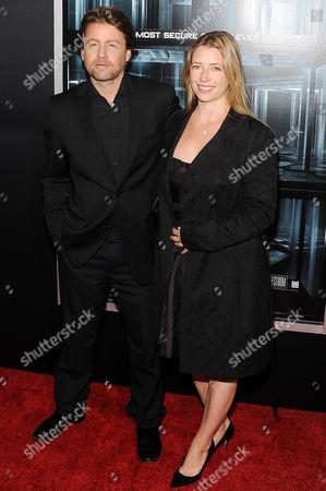 Editorial picture of 'Escape Plan' film premiere, New York, America - 15 Oct 2013