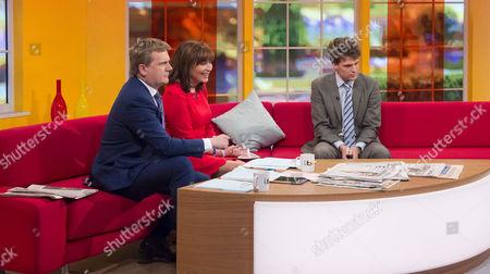 Editorial photo of 'Daybreak' TV Programme, London, Britain - 16 Oct 2013